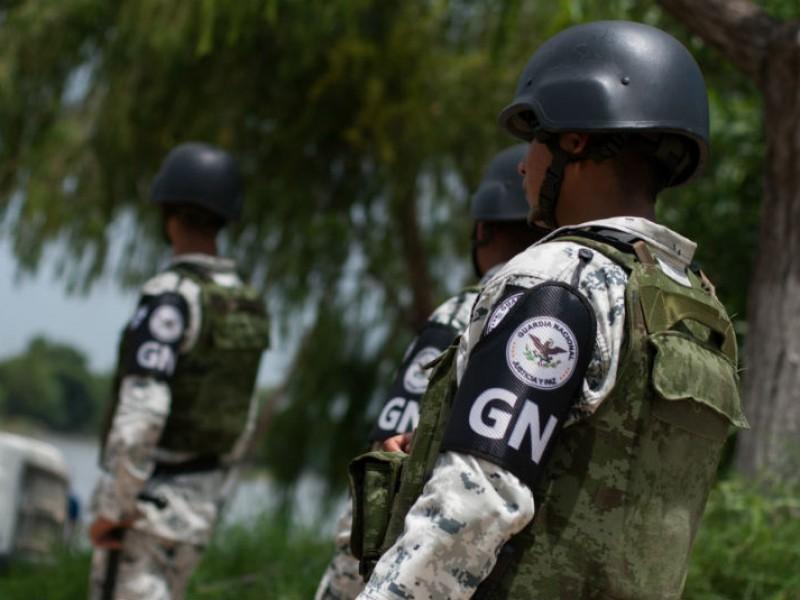 Guardia Nacional ayuda a damnificados en Tabasco