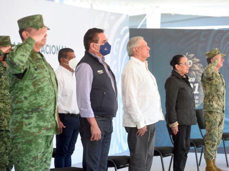 Guardia Nacional, institución del pueblo y para el pueblo: AMLO