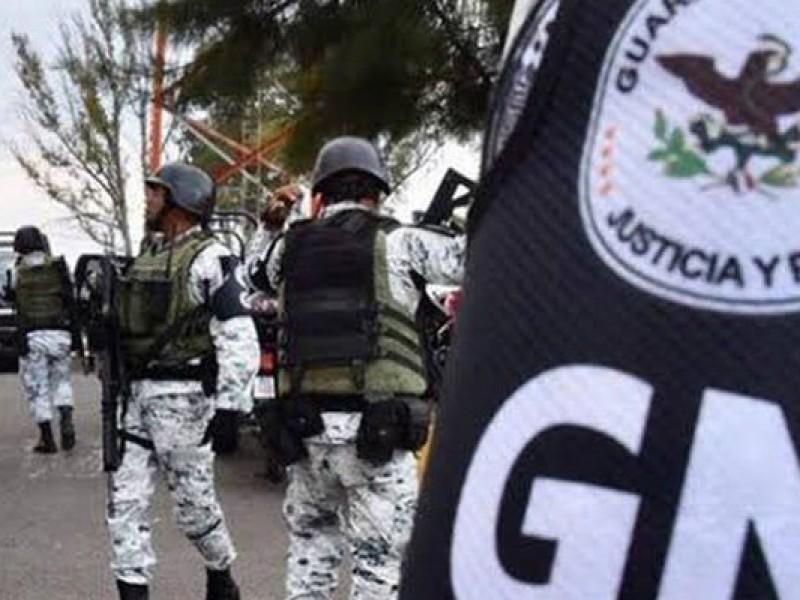 Guardia Nacional modifica 2 terrenos en Qro