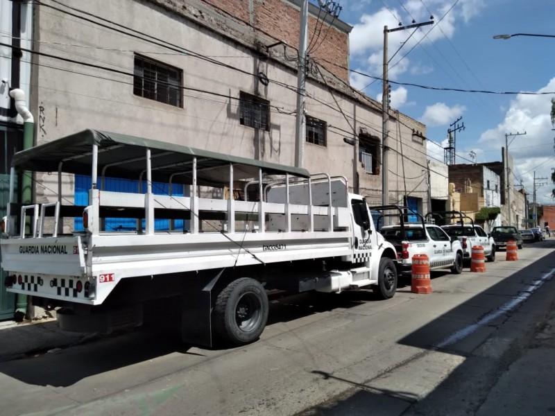 Guardia Nacional no disminuye incidencia delictiva en León: Habitantes