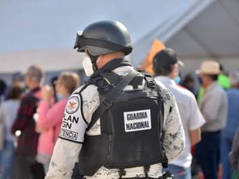 Guardia Nacional opera sin perspectiva de Derechos Humanos: Experta Forense