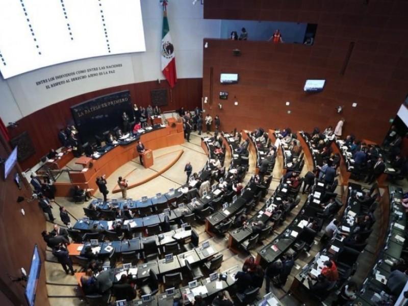 Guardia Nacional pasa primera lectura en el Senado