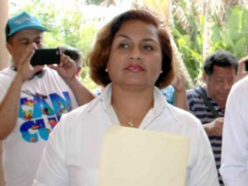 Guardia Nacional protegerá a alcaldesa de Manzanillo