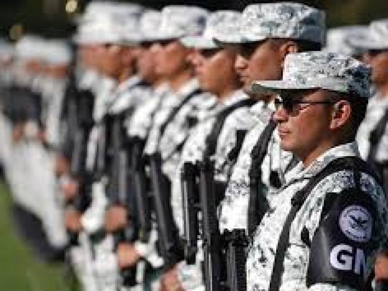 Guardia Nacional rescata a hombre secuestrado