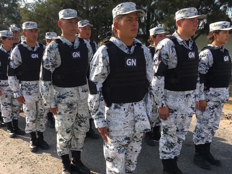 Guardia Nacional ya opera en CDMX