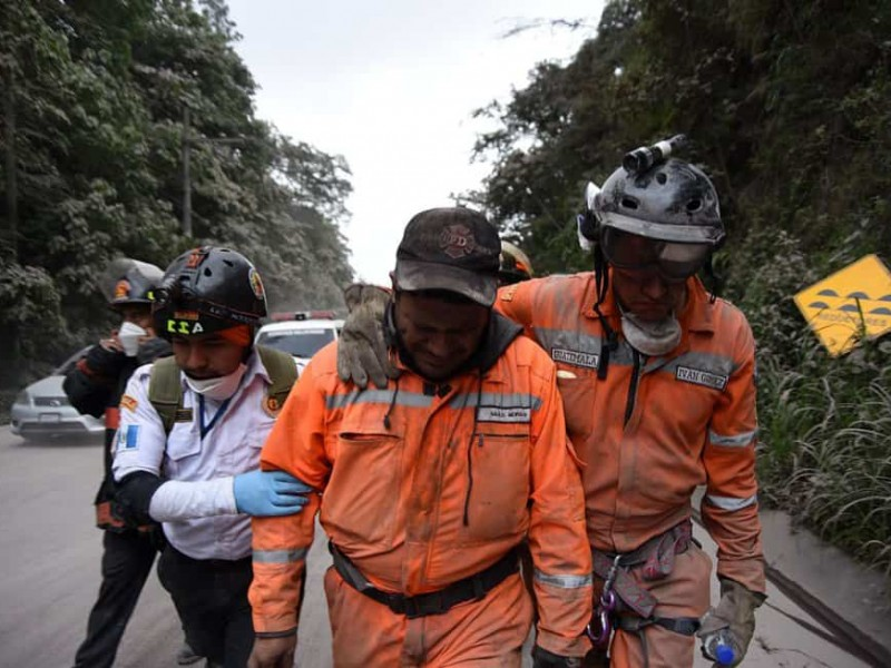 Guatemala, entre el dolor y la incertidumbre