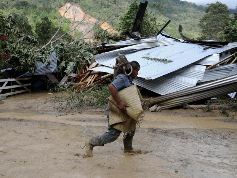 Guatemala registra 27 muertos  durante la temporada de lluvias