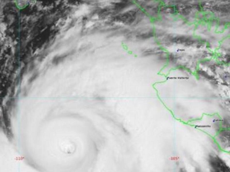 Guaymas en alerta amarilla por Genevieve, estado de fuerza listo