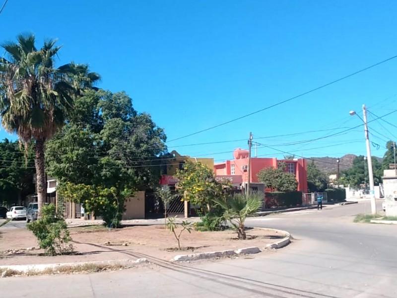 Guaymas en riesgo medio por Covid, 8 colonias en focorojo