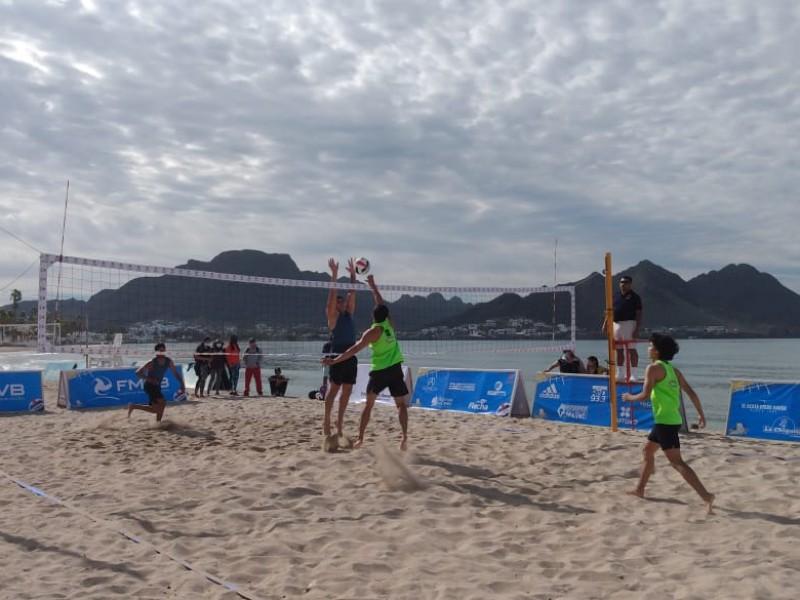 Guaymas es sede del Tour Mexicano de Voleibol