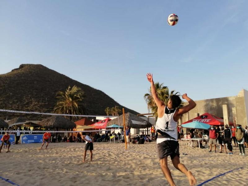 Guaymas, sede de reactivación deportiva con tour de voleibol
