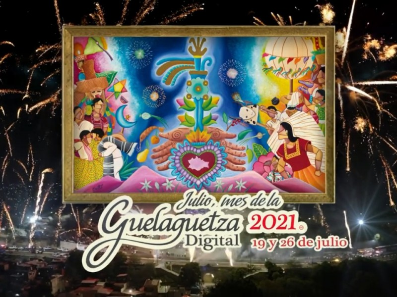 Guelaguetza virtual 2021: una nueva alternativa para celebrar nuestras raíces