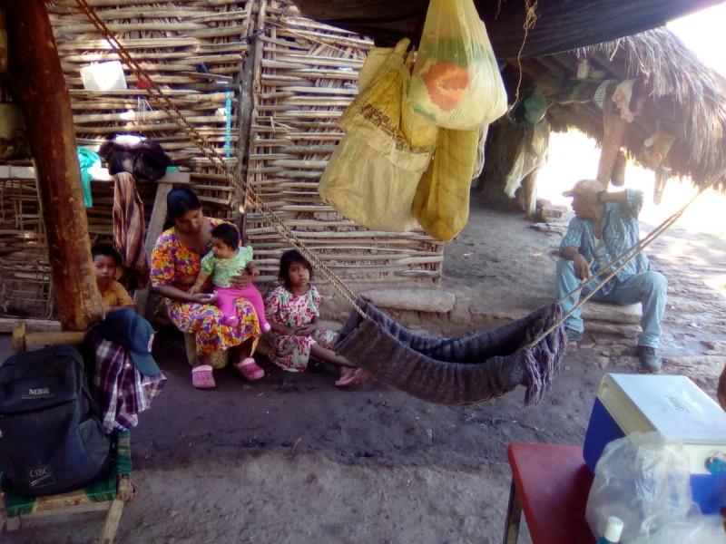 Gurijìos abandonan su comunidad ante pobreza extrema