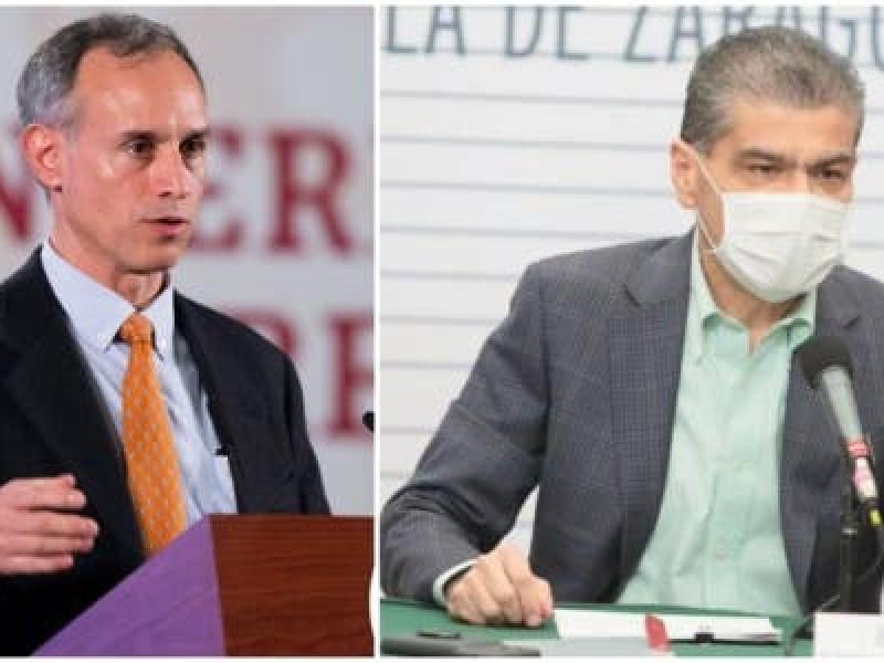 ¿Ha generado buenos resultados desmarque de Riquelme de López-Gatell?