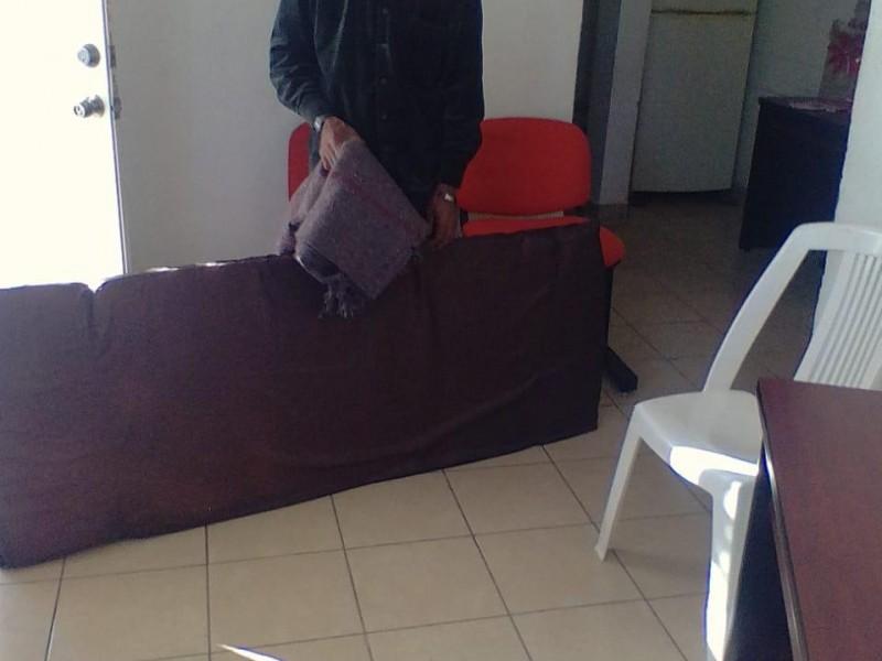 Habilitan albergues por bajas temperaturas en Guaymas