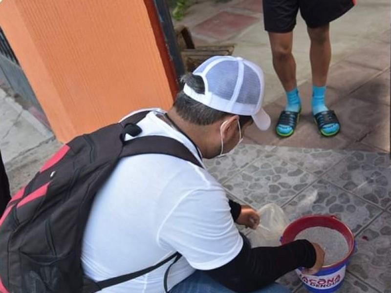 Habilitan brigadas contra el dengue en Jacona