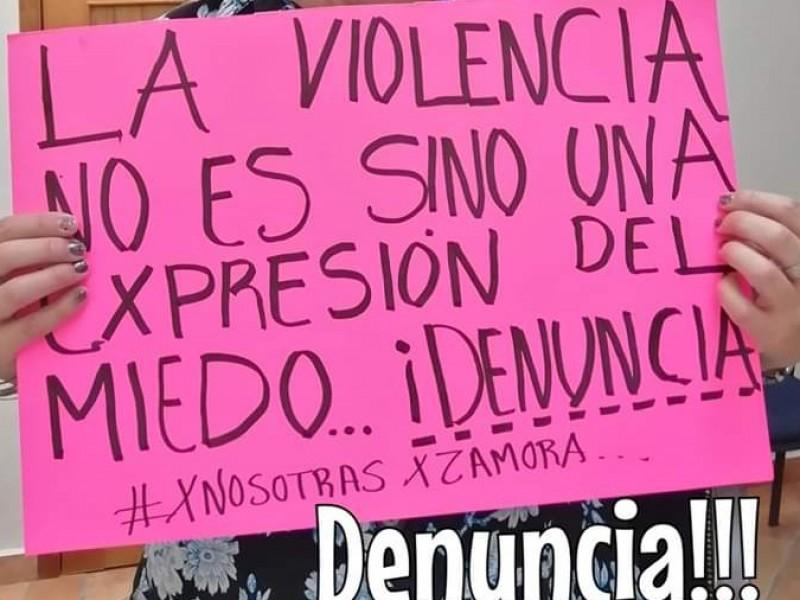 Habilitan línea telefónica para denunciar violencia de género en Zamora