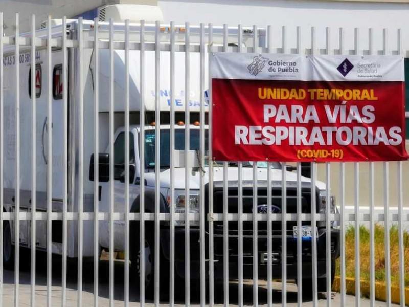 Habilitan puntos gratuitos para pruebas COVID en Puebla