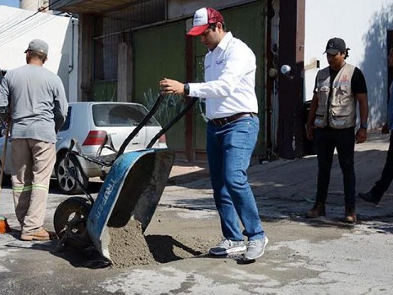 Habilitan redes sociales para atender bacheo en Guadalupe