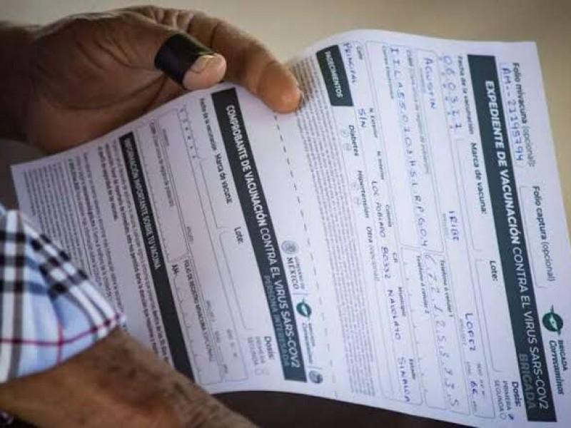 Habilitan Whatsapp para fallas al solicitar certificado de vacunación