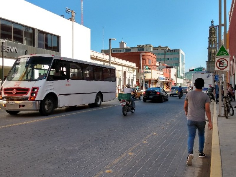 Habilitarán parada de camiones en avenida México