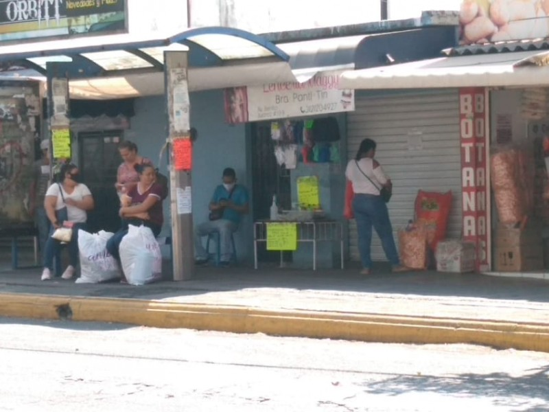 Habitantes de Colima y la Villa siguen sin acatar aislamiento