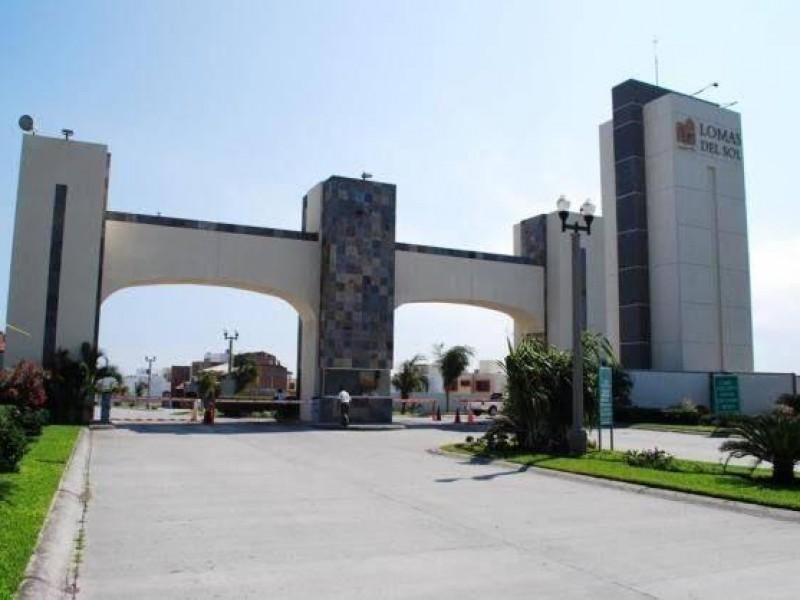 Habitantes de la Riviera Veracruza principales deudores de predial