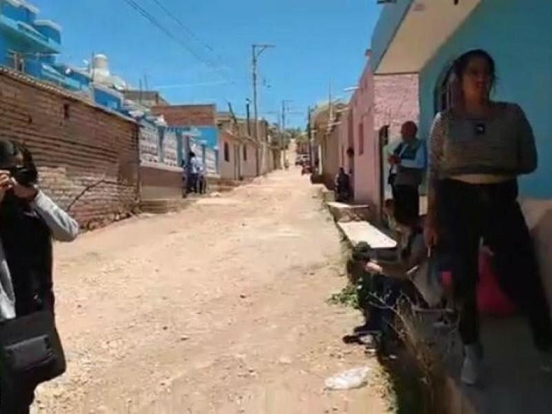 Habitantes de La Zacatecana continúan en malas condiciones de vivienda