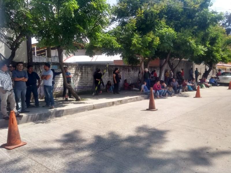 Habitantes de Nahuatzen exigen seguridad pública