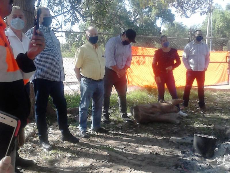 Habitantes de Nuevo San Miguel llegan a acuerdos con JAPAMA