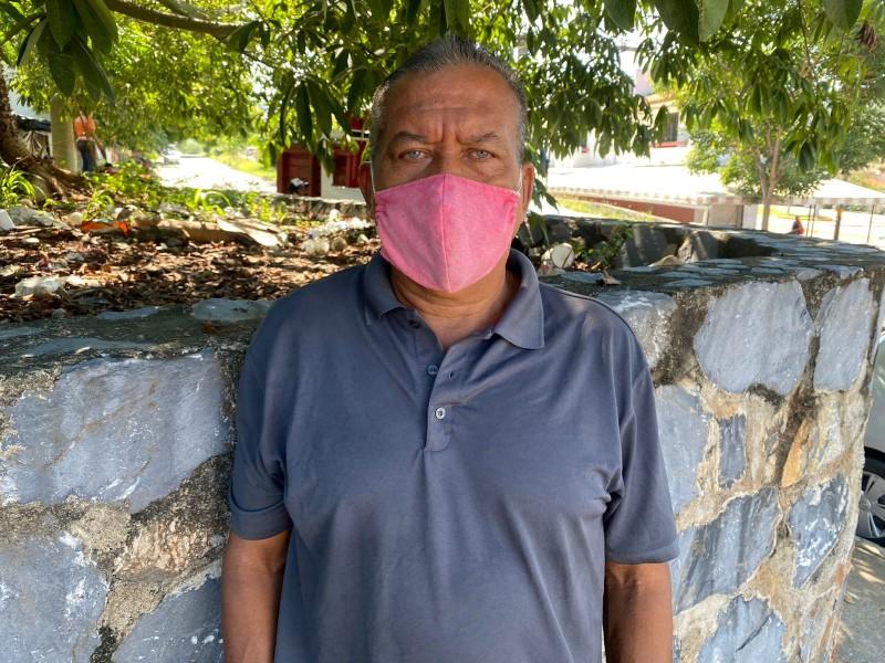 Habitantes de Papanoa piden a Evelyn Salgado concluir obra hidráulica