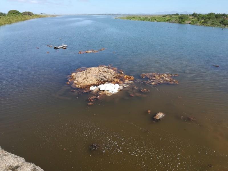 Habitantes de Plan de Guadalupe temen ante amenaza de inundaciones