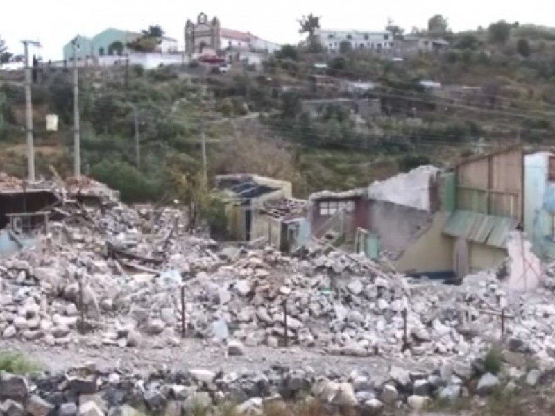 Habitantes de Salaverna temen desalojo, gobierno desmiente versión