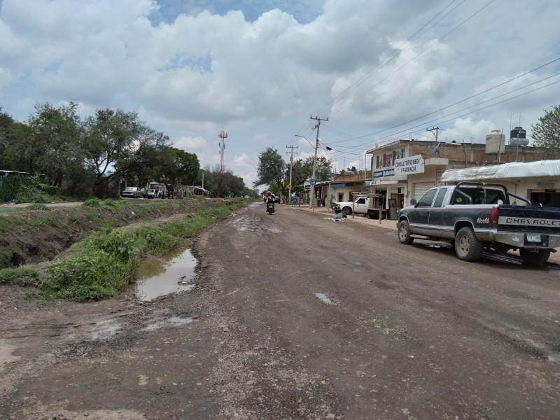 Habitantes de San Juan de Abajo señalan abandono de autoridades