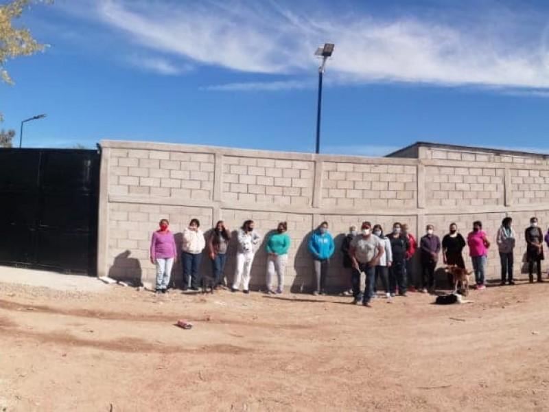 Habitantes de zona rural inconformes por operación de crematorio