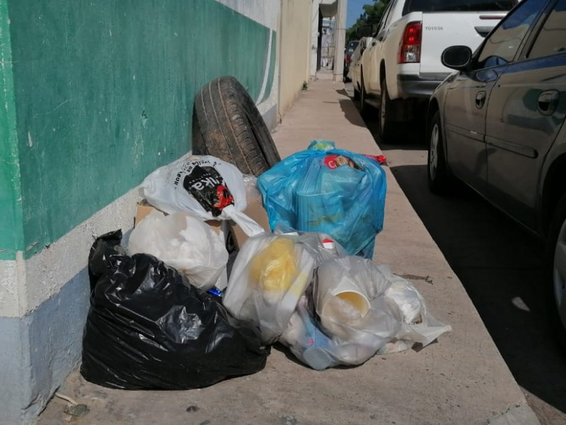Molesta a ciudadanos fallas en recolección de basura
