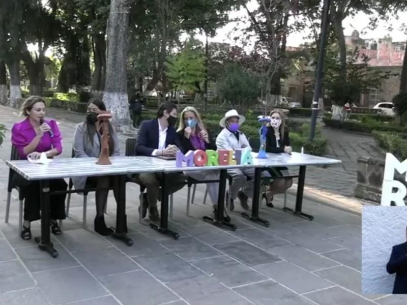 Habrá actividades para día de muertos en Morelia