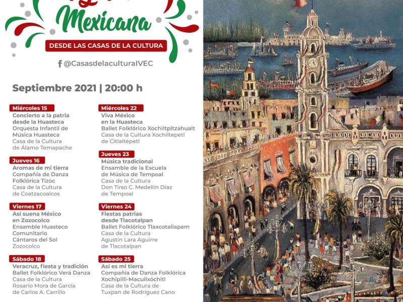 Habrá Algarabía Mexicana para celebrar la independencia