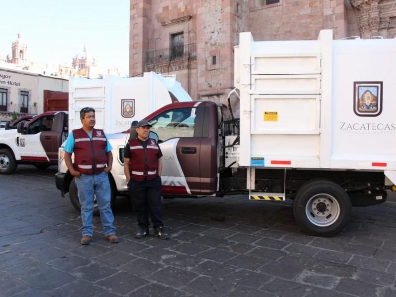 Habrá app para ubicar camión recolector