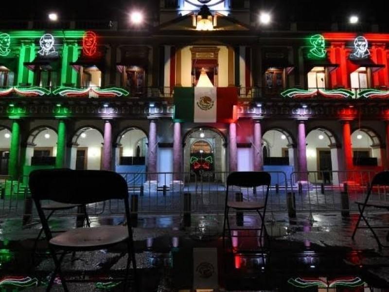 Habrá buen tiempo para celebración del Grito en Veracruz