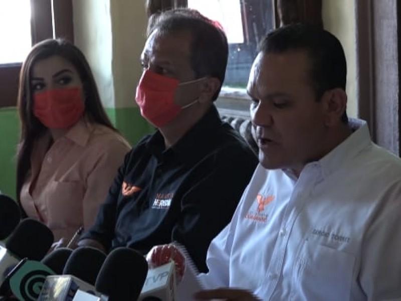 Habrá camiones especiales para mujeres: Torres Félix
