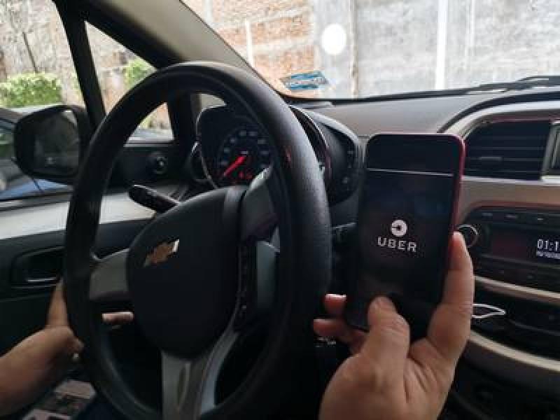 Habra cárcel para quien ofrezca servicios Uber en Chiapas