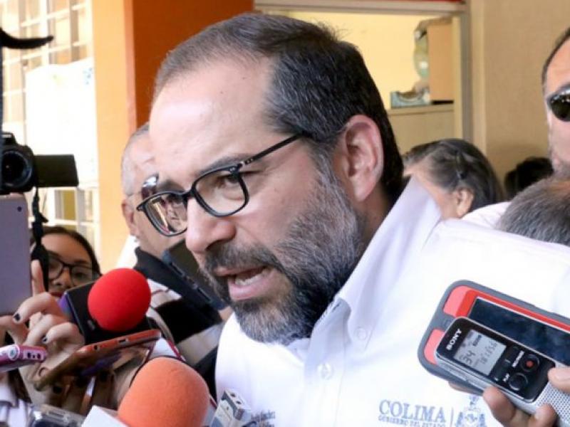 Habrá cero tolerancia en caso Corona Morfín, afirma el gobernador