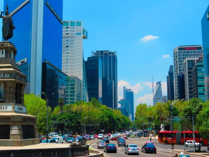Habrá cielo despejado en la Ciudad de México