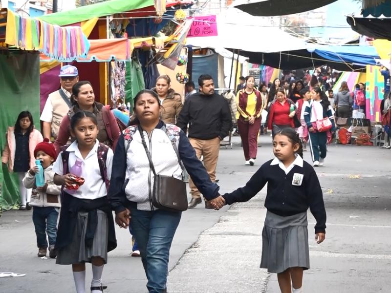 Habrá cierre de calles por celebración guadalupana
