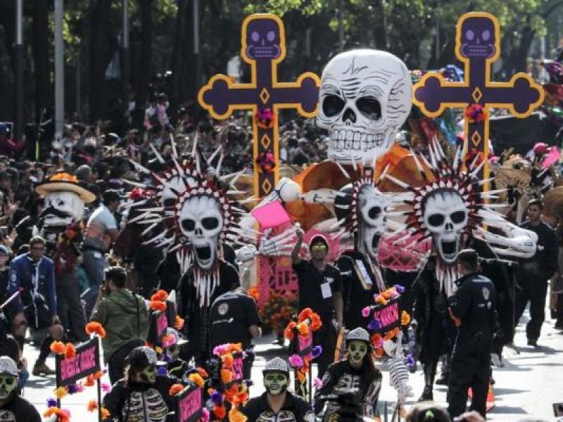 Habrá Desfile de Día de Muertos en CDMX
