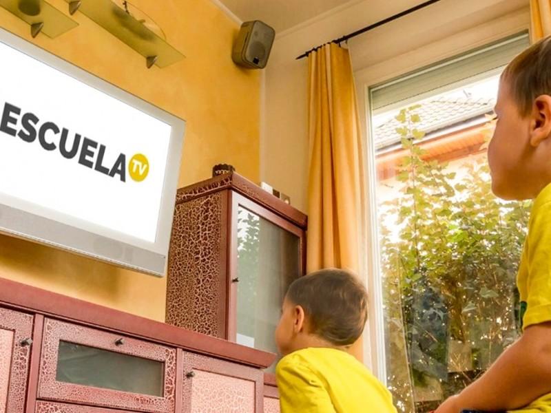 Habrá dificultades en niños por aprender sus clases por televisión