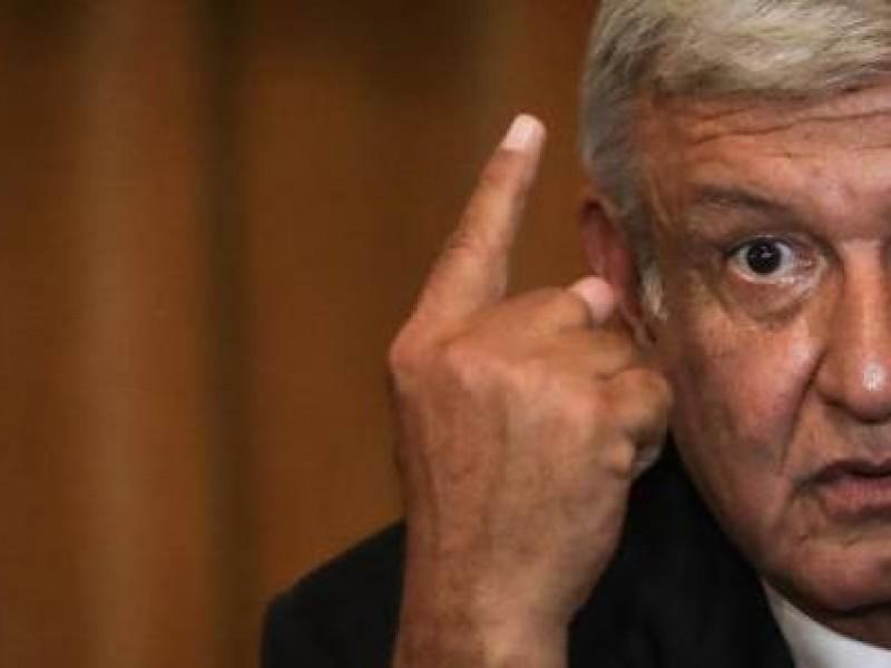 Habrá gobierno austero López Obrador