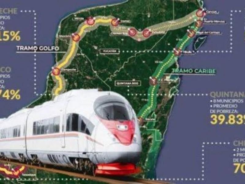 Habrá inversión de EUA en Tren Maya: AMLO