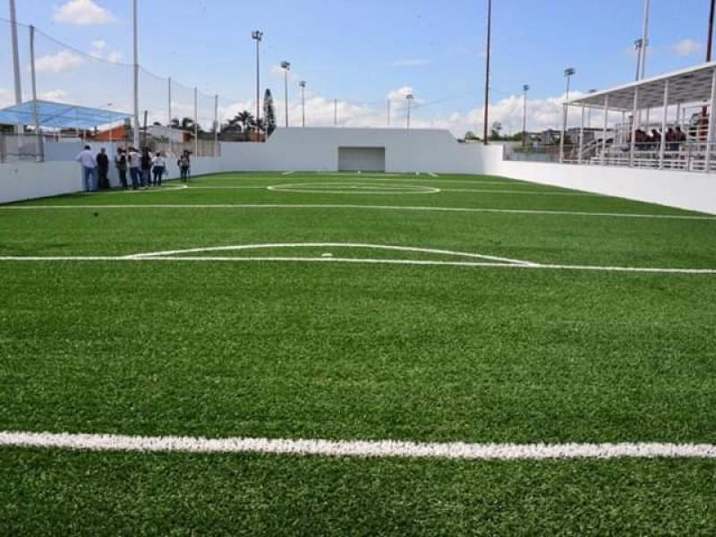 Habrá más inversión en infraestructura deportiva